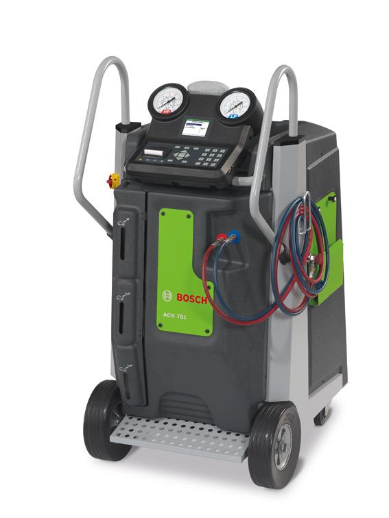 aircon flushing machine